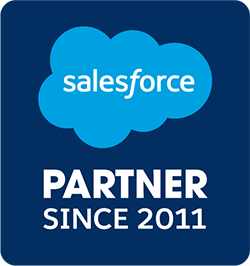 Salesforce Partner Since 2013 Badge