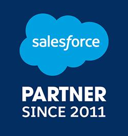 Salesforce Partner Since 2013 Badge